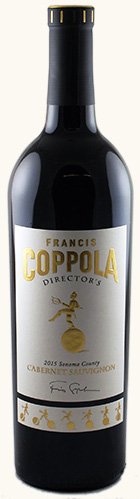 francis ford coppola directors cabernet sauvignon 2015. Black Bedroom Furniture Sets. Home Design Ideas
